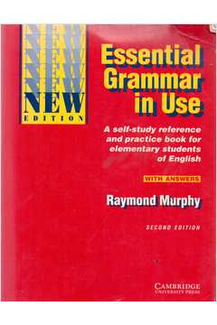 Essential Grammar in Use With Answers Second Edition