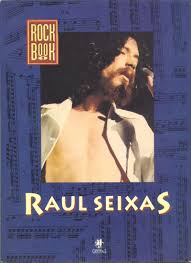 Rock Book Raul Seixas
