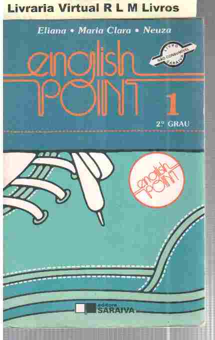 English Point 1 - 2° Grau - Exemplar do Professor