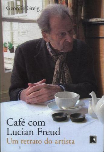 Café Com Lucian Freud um Retrato do Artista