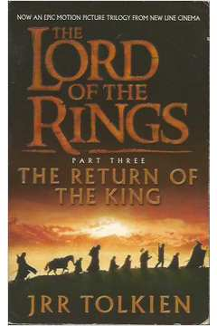 Livro the lord of the rings j r r tolkien estante virtual the lord of the rings part three the return of the king fandeluxe Images