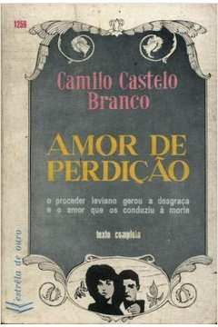 Do Livro Amor De Perdicao Em Pdf