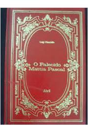 O Falecido Mattia Pascal (capa Dura)