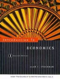 Introduction to Economics - Second Edition