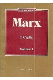 O Capital Volume 1 - os  Economistas