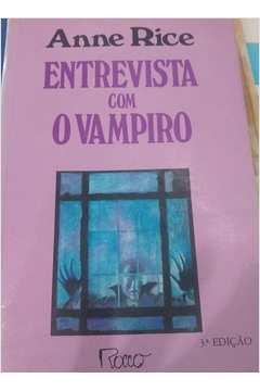 Entrevista Com o Vampiro 3 Edição