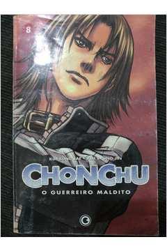 Chonchu - o Guerreiro Maldito - 8