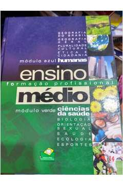 Ensino Médio e Formação Profissional: Módulo Azul - Humanas / Módulo V de Editora Didática Paulista pela Didática Paulista