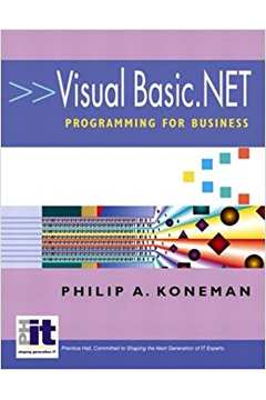 Busca koneman estante virtual visual basic net programming for business fandeluxe Image collections