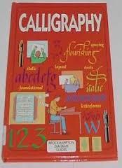 Calligraphy (guide Diagrama Brockhampton) de The Diagram Group (capa Dura) pela Brockhampton Press (londres) (1997)