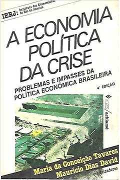 A Economia Política da Crise