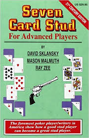 Seven-card Stud For Advanced Players - 21a Edition
