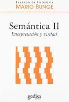 Semantica Ii. Interpretacion y Verdad (spanish Edition)