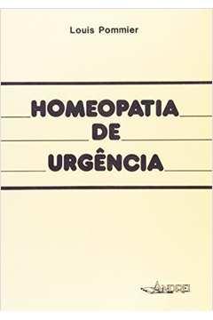 Homeopatia de Urgencia
