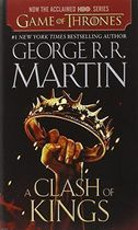A Clash of Kings (hbo Edition): a Song of Ice and Fire - Book Two