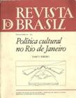 Política Cultural do Rio de Janeiro - Revista do Brasil