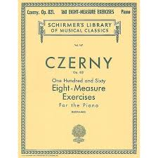 Schirmers Library of Musical Classics Vol147: Eight-measure Exercises