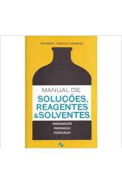 Manual de Soluções, Reagentes & Solventes