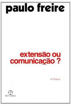 Extensão Ou Comunicação
