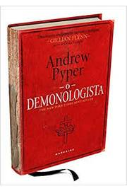 O Demonologista - the New York Times Best-seller - Livro Capa Dura