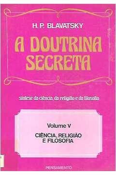 A Doutrina Secreta Vol. V
