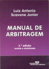 Manual de Arbitragem - 3ª Ed.