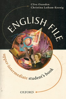 English File Upper-intermediate Students Book