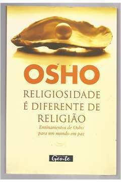 Religiosidade é Diferente de Religião