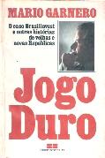 Jogo Duro de Mario Garnero pela Best Seller (1988)