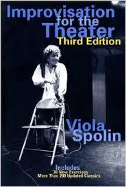 Resultado de imagem para Improvisação para o Teatro - Viola Spolin