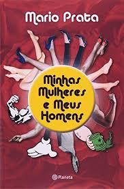 Minhas Mulheres e Meus Homens (promo) - Ed. Planeta do Brasil