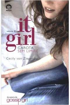 It Girl 3 - It Girl Garota sem Limite Vol 3