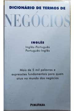 Dicionário de Termos de Negócios