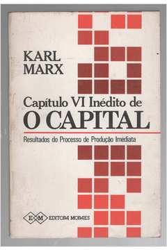 Capítulo VI Inédito de o Capital