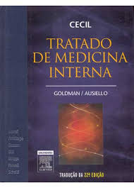 livro cecil tratado de medicina interna