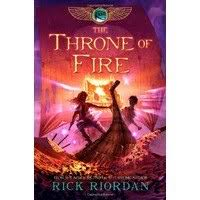 The Throne of Fire - Book Two