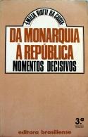 Da Monarquia à República: Momentos Decisivos