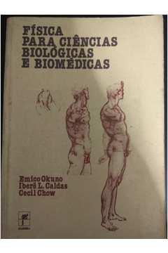 1f45c880050 Física para Ciências Biológicas e Biomédicas - Luiza Livros ...