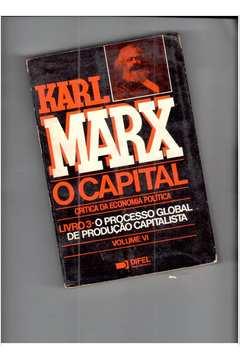 O Capital Critica da Economia Politica Livro 3 Volume 6