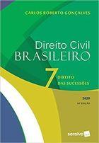 Direito Civil Brasileiro Vol. 7 - 14° Edição 2020