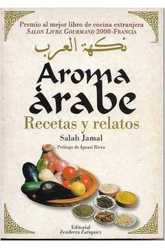 Aroma árabe Recetas y Relatos