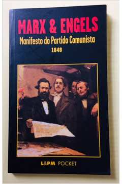 Manifesto do Partido Comunista 1848 - L&pm Pocket