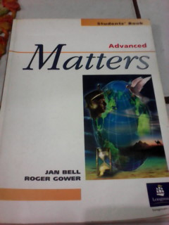 Advanced Matters Students Book