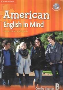 American English in Mind: Combo Starter B - With Dvd-rom