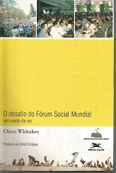 O Desafio do Fórum Social Mundial