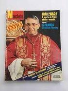 A Morte do Papa João Paulo I; a França de Giscard Destaing de Revista Manchete, Nº 1382 - 1978 pela Bloch (1978)