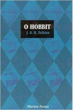 d1053a16e Livro  O Hobbit - J R R Tolkien