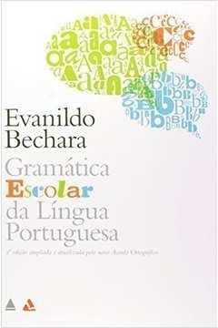 gramatica ivanildo bechara