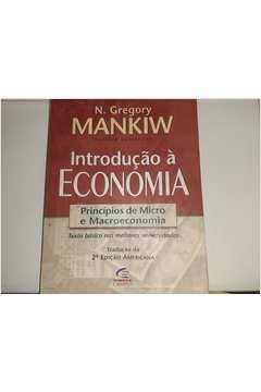 Introdução à Economia Princípios de Micro e Macroeconomia 2° Edição