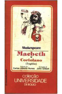 Macbeth e Coriolano